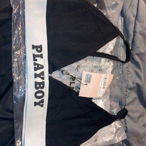 playboy/missguided sports bra